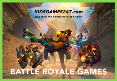 battle royale games