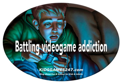battling videogame addiction