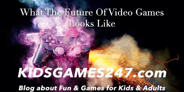 future video games