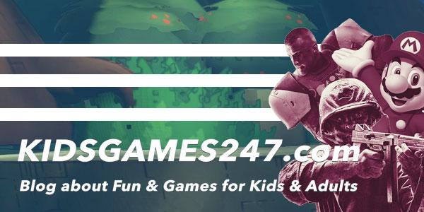 kidsgames blog games